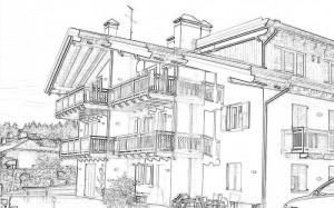 Ristrutturazione casa montagna